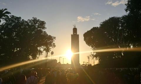Arriving in Marrakech_Source NOSADE