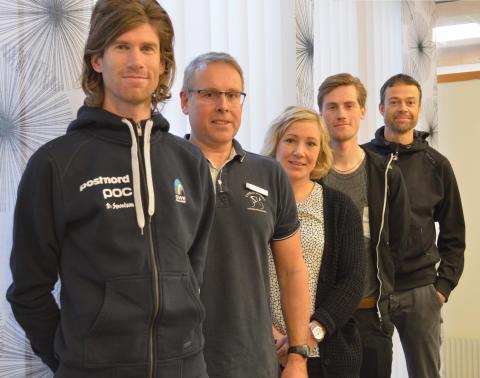 RIG i Skara knyter till sig team med specialistkompentens inom cykel