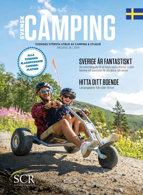 Årets campingkatalog är här