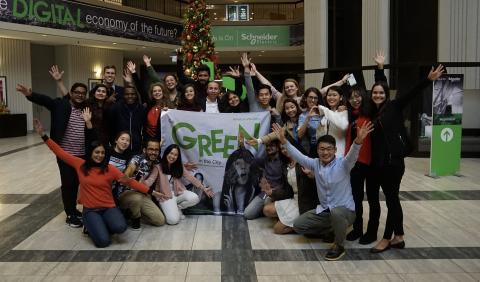 International konkurrence for studerende: Hvad er din vildeste idé til fremtidens grønne smart-cities?