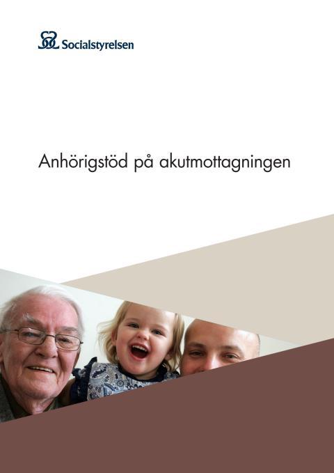 Socialstyrelsens rapport om Anhörigstöd