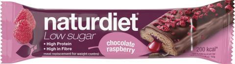 Naturdiet Low Sugar Mear Bar ChocolateRaspberry--original-4831x1318