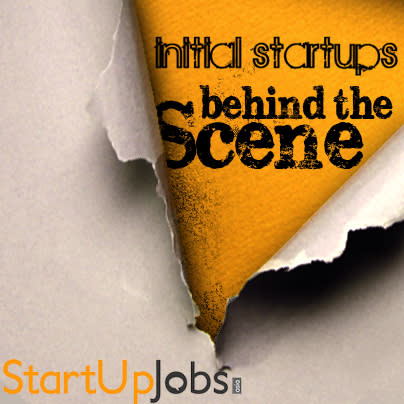 Initial Startups: Behind the Scenes - Flocations