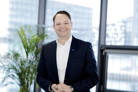 Mark Meier administrerende direktør for BASF Nordic/Baltic