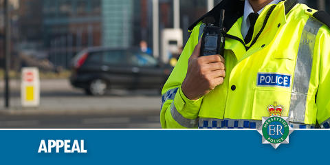 Appeal for information following armed robbery at Post Office in Walton yesterday