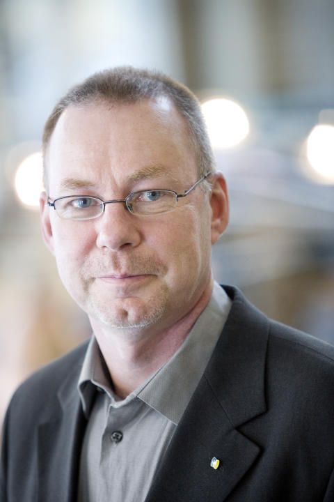 Anders Söderholm, rektor
