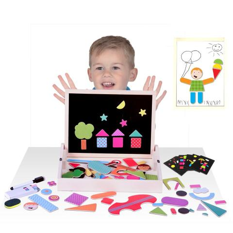 Fiesta Crafts - Magnetic Activity Box