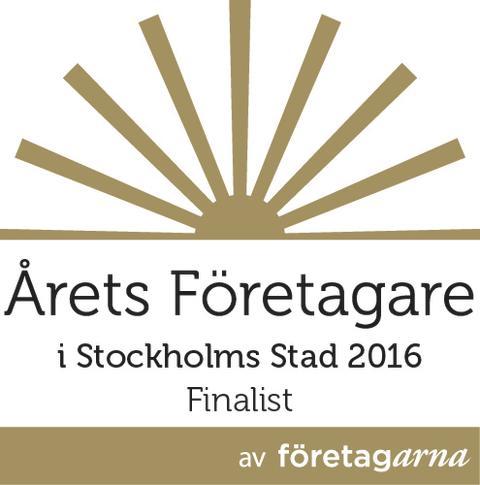 GRABBER/Arne Thuresson Byggmaterial AB en av fem finalister till  Årets Företagare i Stockholm Stad