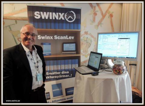 SWINX till 100%..!