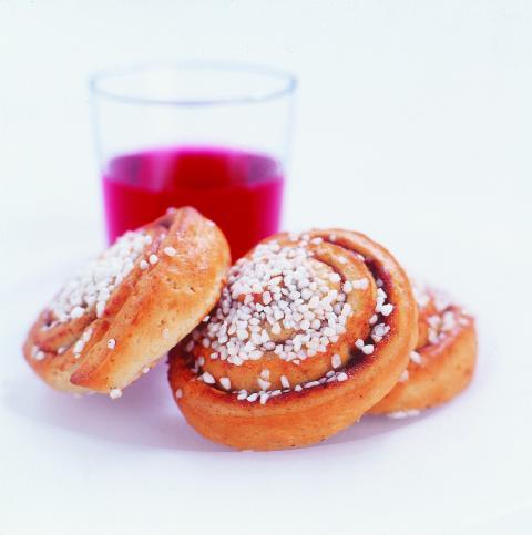 Kanelbulle Cinnamon Bun from Fria Gluten Free