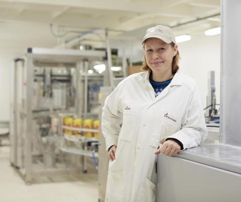 Saltå Kvarn satsar på mer hållbara arbetssätt
