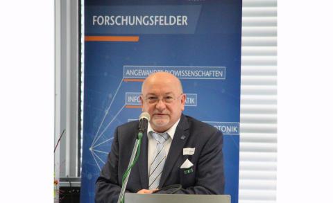 Einladung: Öffentliche Verabschiedung von Präsident Prof. Dr. László Ungvári am Donnerstag, dem 16. November 2017