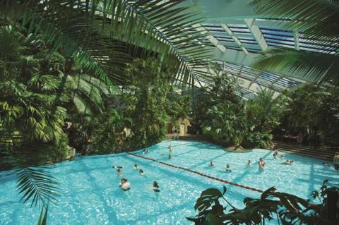 Whatever the weather, don't miss out on family fun at Center Parcs