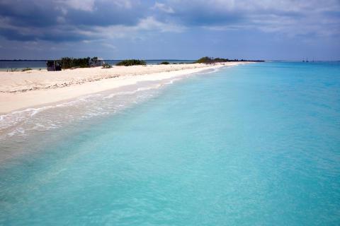 Barbuda, Karibien.