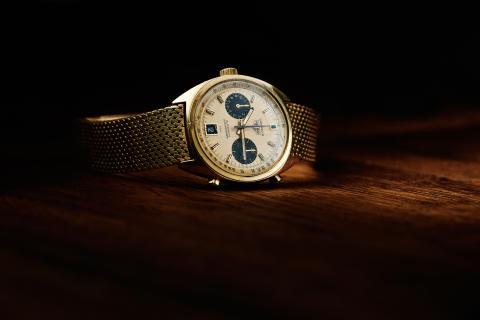 Motorlegenden Ronnie Petersons klockor till försäljning på Kaplans