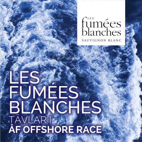 Les Fumées Blanches tävlar i ÅF Offshore Race