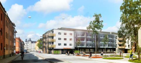 Kvarteret Trevnaden, Sofielund, Malmö