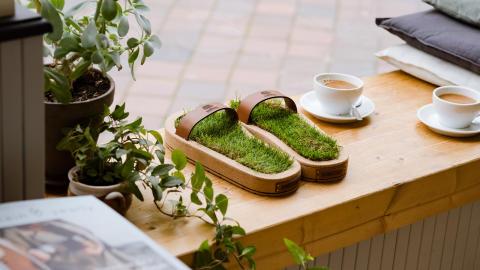 Somersby Grass Slippers miljöbild