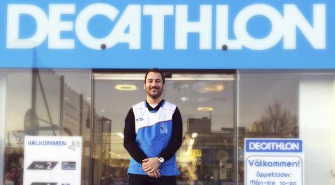 Butikschef tillsatt för Decathlons butik i Barkarby