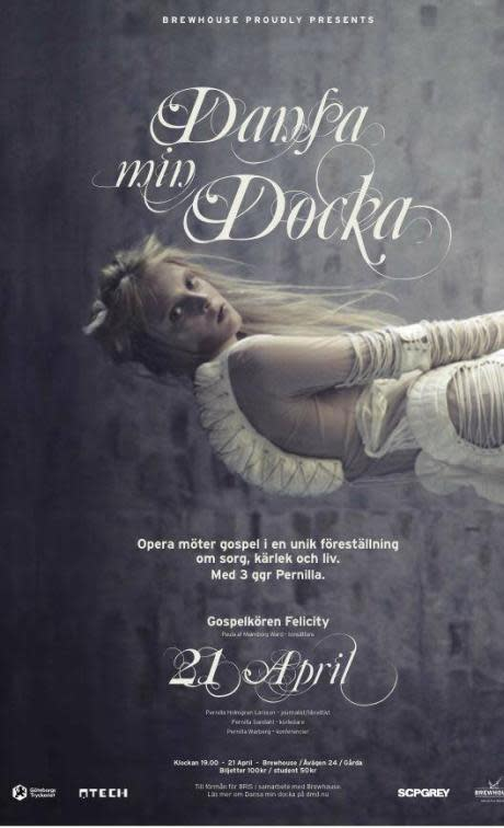 Dansa min Docka - en nutida opera