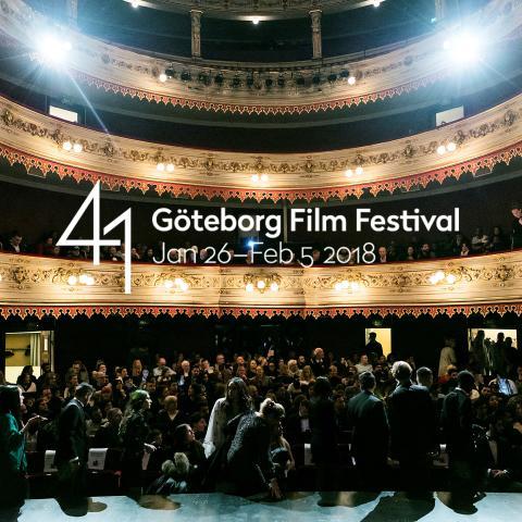 41 Göteborg Film Festival på Nordstan 22-4/2