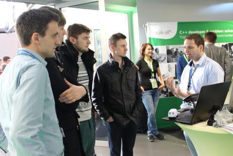 19. Firmenkontaktmesse TH Connect am 15. November 2018 an der Technischen Hochschule Wildau