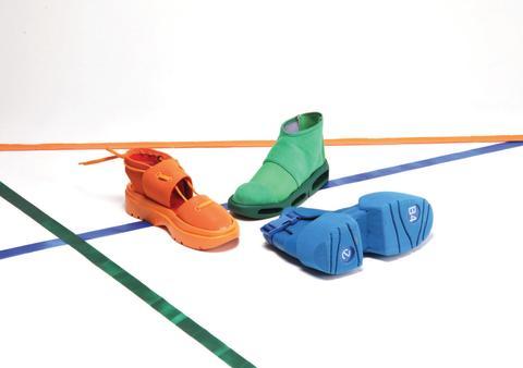 Studerende stiller fremtidens sko til skue