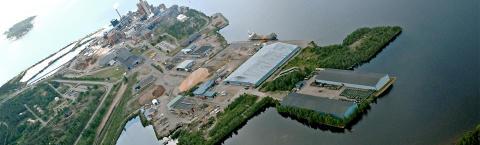 Rekordinvesteringen Kalix hamn invigs