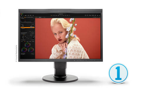 Capture One 11.1 Product shot Eizo