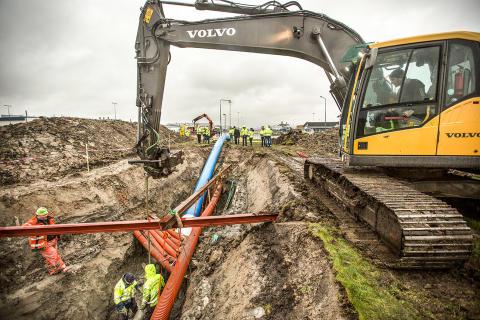 Ytterligare 70 miljoner investeras i Trollhättans vatten- och avloppsnät