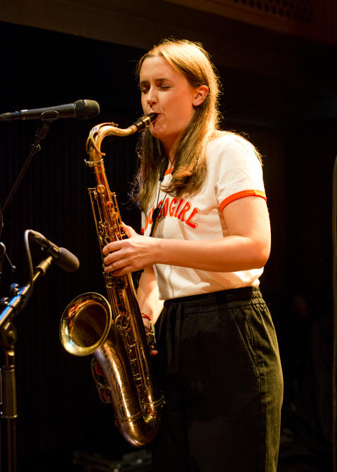 Gurls, 18.08.17, Oslo Jazzfestival