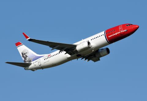 Norwegian har de mest tilfredse kunder – for fjerde år i træk