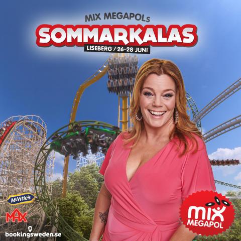Mix Megapols Sommarkalas