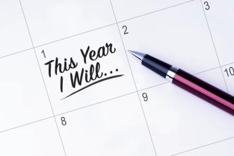 2018 PR Resolutions: Set a Goal, Hit a Goal