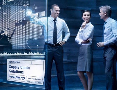 Supply Chain Solutions Panalpina France