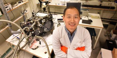 Feng Gao, Avdelningen för biomolekylär och organisk elektronik, Linköpings universitet