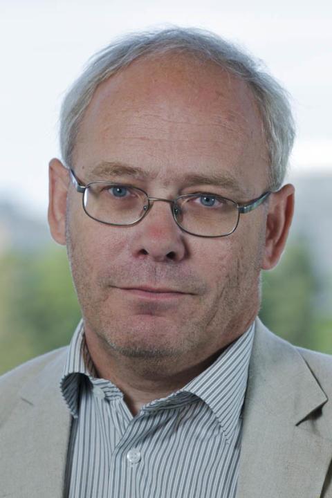 Rektor tilldelas Umeå universitets förtjänstmedalj
