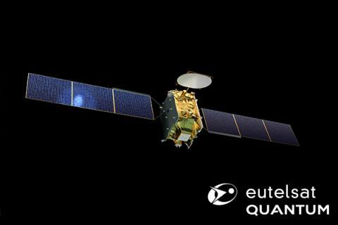 "Eutelsat breaks new ground with software - defined ""Eutelsat Quantum"" class satellite"