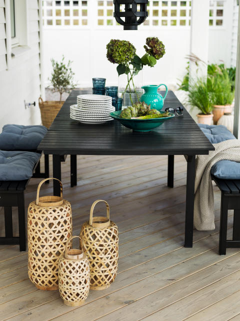 Ta hand om dina utemöbler och terrass!