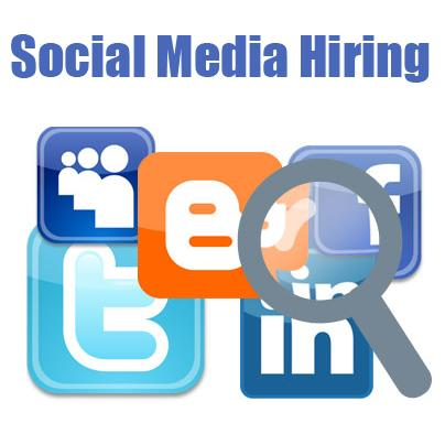 Social Media Hiring - What to Look Out For?
