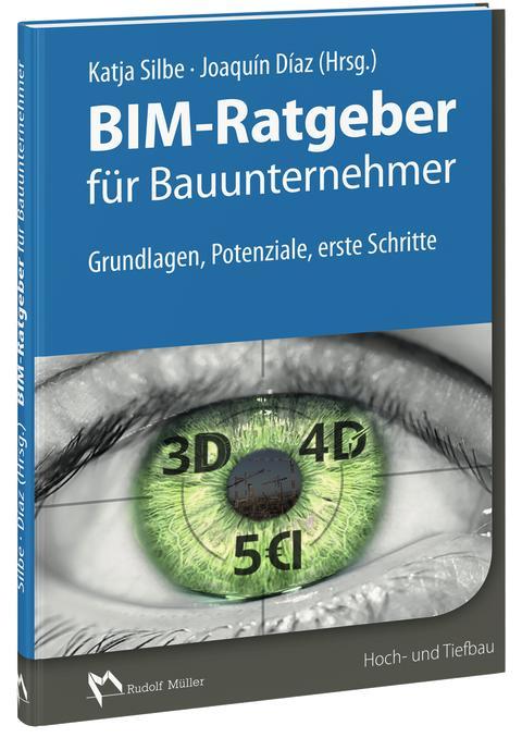 BIM-Ratgeber für Bauunternehmer (3D/tif)