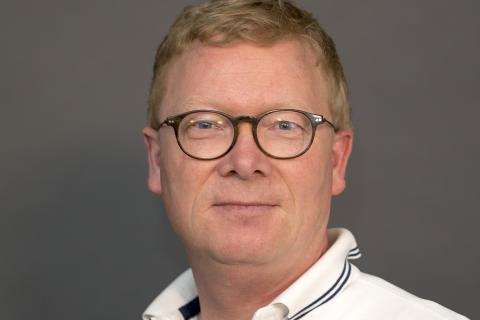 Christian Almskog, direktør for Windows og Surface i Microsoft Norge