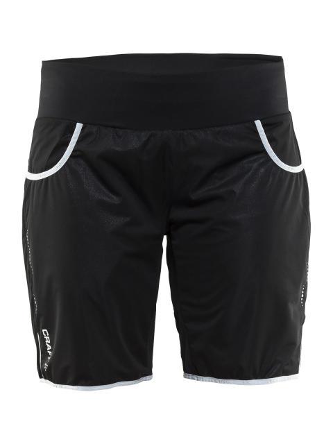 Cover warm shorts för dam, värmer om rumpan på löpturen