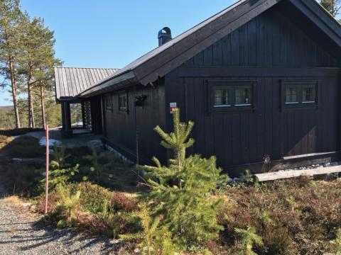 Hytte_Blefjell