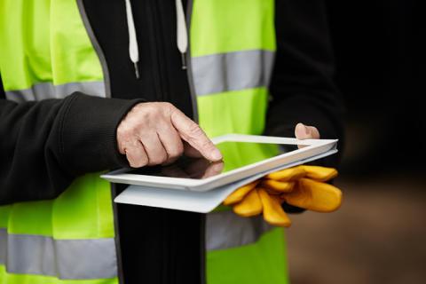 Fler byggföretag blir digitala när konjunkturen svalnar