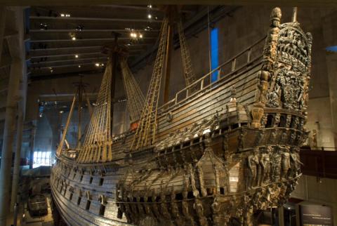 Vasamuseet är Stockholmarnas favoritmuseum 2014