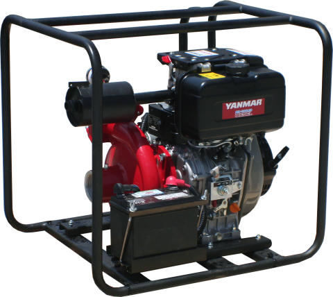 Mastry Engine Center Introduces New Maspower MPW2.5PE Portable High Pressure Pump