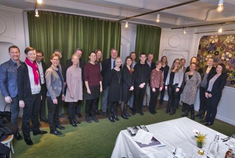 Stockholms stads forum för hållbara fastigheter: Förstärkt samarbete och ökad interaktion blir viktigt fokus 2017