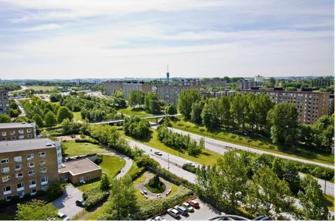 Tyréns rapport visar på positiv utveckling i Rosengård
