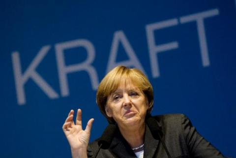 Merkel opposes EU trade action over Chinese solar imports